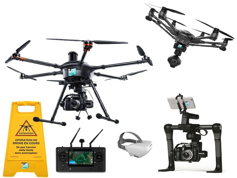 Issuance of import control licenses has been temporarily suspended for importing Drone and Walkie-Talkie/Transceivers