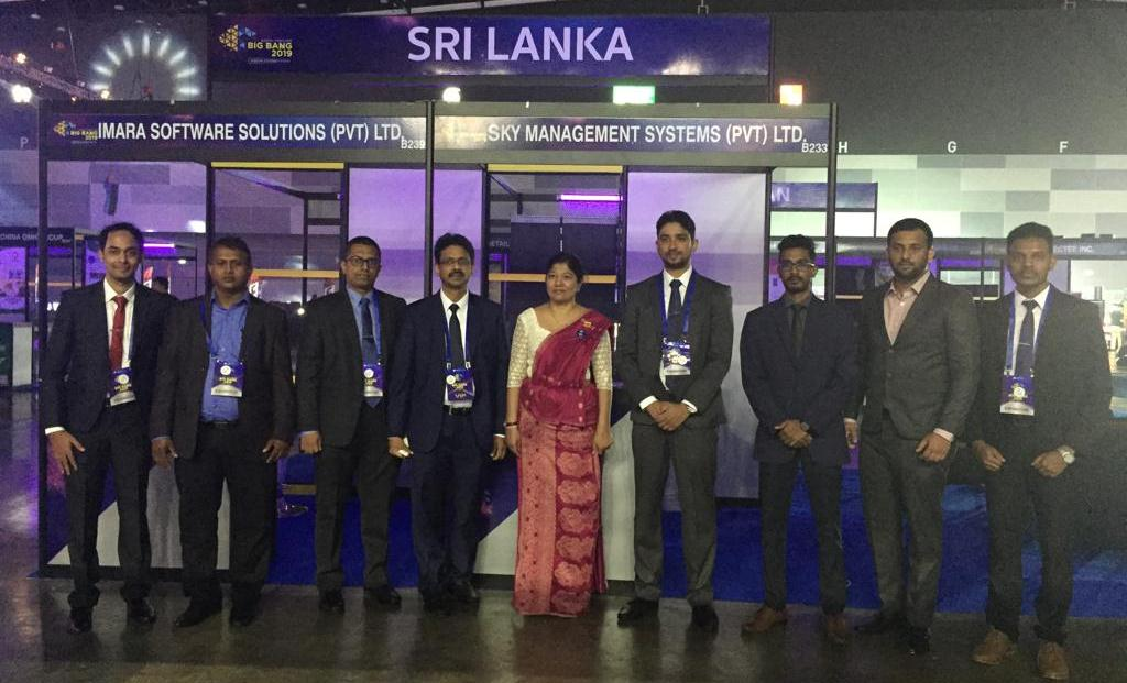 Sri Lanka showcases digital potential in Thailand's Big Bang 2019