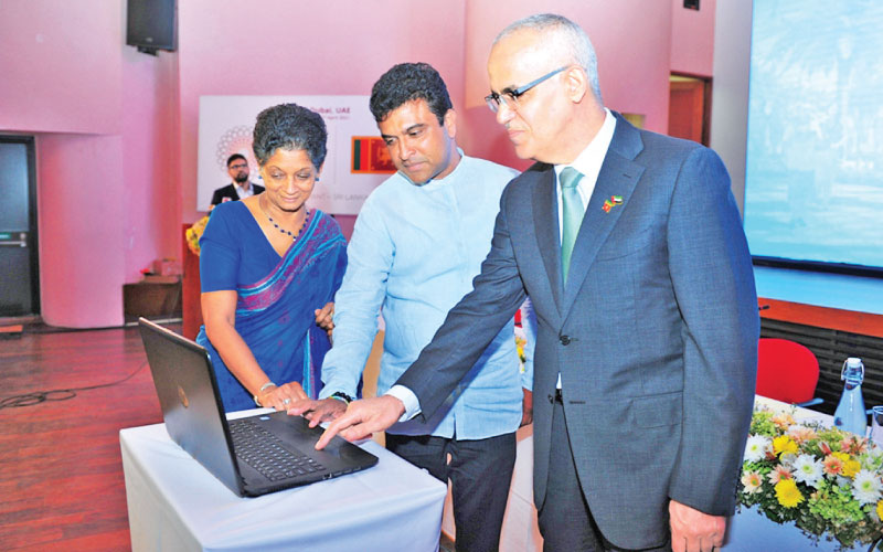 Official launch to mark Lanka's participation at Expo 2020 Dubai